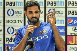 Sunrisers Hyderabad Helped Me Learn How To Handle Pressue Says Bhuvneshwar Kumar