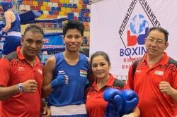 Boxing Coronavirus Lockdown Break Has Recharged Me Says Boxer Lovlina Borgohain
