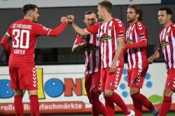 Freiburg Borussia Monchengladbach Match Report Bundesliga