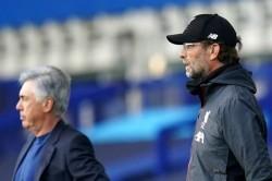 Liverpool Everton Goodison Derby Draw Premier League Small Step Jurgen Klopp