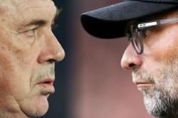 Carlo Ancelotti Praises Jurgen Klopp Liverpool Premier League Champions Everton