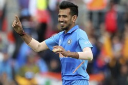 Yuzvendra Chahal Says Ban On Saliva To Shine The Ball Will Affect Spinners Too