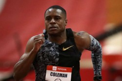 m World Champion Christian Coleman Provisionally Suspended Over Whereabouts Failures
