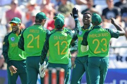 Cricket South Africa Gets Sports Ministry S Approval To Resume Training