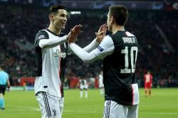 Cristiano Ronaldo Paulo Dybala Start Juventus Maurizio Sarri Avoid Problem