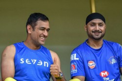 Ipl 2020 Ms Dhoni Will Play In Ipl But Will Not Play For India Harbhajan Singh
