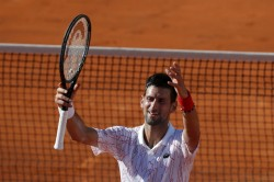 Emotional Djokovic Breaks Down After Home Event