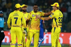 Ms Dhoni Birthday Dwayne Bravo Shares Teaser Of New Song Dedicated To Chennai Super Kings Captain