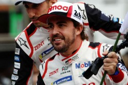 Fernando Alonso Virtual 24 Hours Of Le Mans Coronavirus