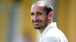 Chiellini On His Future I Will Play Another Year Then See How I Feel