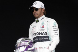 Hamilton Wants More Youngsters From Black Backgrounds In F