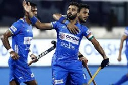Indian Hockey Teams Resume Outdoor Training