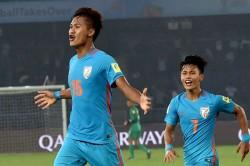 Afc U 16 India Drawn With Korea Australia Uzbekistan