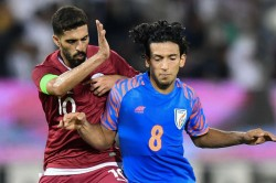India Vs Qatar World Cup Qualifier On October