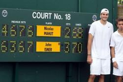 Isner Mahut 10 Year Anniversary Wimbledon 70 68 Epic 11 Hours