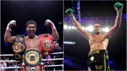 Tyson Fury Agrees Two Fight Deal With Anthony Joshua