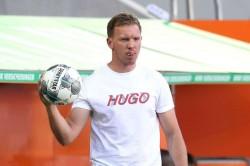 Julian Nagelsmann Bullish Prospect Rb Leipzig Winning Champions League