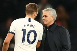 Hero Harry Kane Mourinho Tottenham West Ham