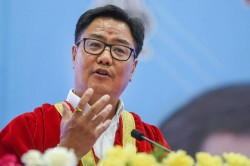Should Be Back With Sporting Events In A Couple Of Months Rijiju