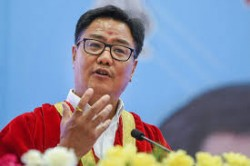 Rijiju Eyes August Resumption Without Spectators Ioa Wants Flexibility With Calendars
