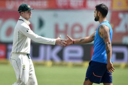 India Vs Australia End Of Brain Fade Days Steve Smith Now Admires Virat Kohli
