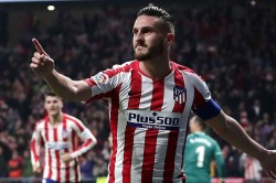 Koke Atletico Madrid Can Win Champions League Liverpool Anfield Laliga