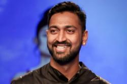 Krunal Pandya Resumes Outdoor Training After 3 Months