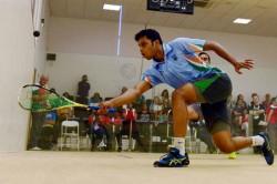 Lockdown Days India Squash Ace Mahesh Mangaonkar Trains Finland National Team
