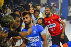 Coronavirus In Sports Indian Hockey Teams Delighted To Meet Families But Hard Work Continues