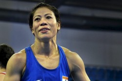 Boxing Is Not A Sport Just For Men Mary Kom Told Students In A Live Class