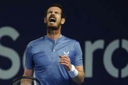 Andy Murray Defeated By Kyle Edmund Battle Of The Brits