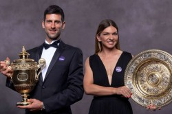 Wimbledon 2020 Cancelled Tennis Recovery Coronavirus Grand Slam Wta Atp Novak Djokovic