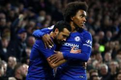 Willian Pedro Finish Season Chelsea Short Term Deals