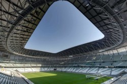 Qatar 2022 Third World Cup Stadium Is Ready