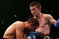 Ricky Hatton Man Possessed Anthony Crolla Recalls Tszyu Triumph Boxing