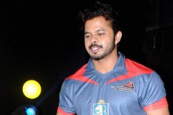 With Michael Jordan S Former Trainer For Help Sreesanth Readies For Redemption