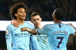 Pep Guardiola Refuses To Prioritise Sane Replacement Manchester City