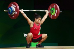 Cleared Of Doping Charges Weightlifter Chanu Could Be In Line For Arjuna Award