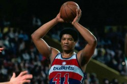 Wes Unseld Hall Of Fame Center Dies Aged