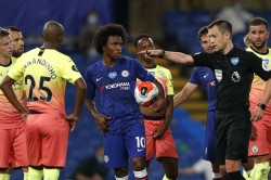 Chelsea 2 1 Manchester City Pulisic Willian Crown Liverpool