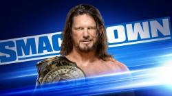Spoiler From Aj Styles Championship Celebration On Wwe Smackdown