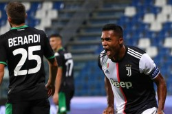 Sassuolo Juventus Bianconeri Suffer Serie A Title Setback In Thrilling Draw