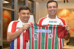 Atk Mohun Bagan Likely To Keep Green Maroon Colours
