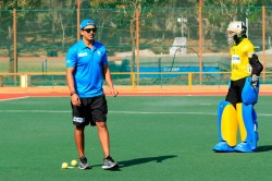 Current Indian Men S And Women S Hockey Teams Are Best In Terms Of Fitness Bharat Chetri