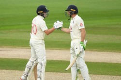 Ollie Pope Jos Buttler Half Centuries England West Indies Third Test Old Trafford