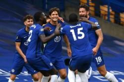 Chelsea Secure Champions League Place Mason Mount Olivier Giroud Goals