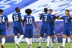 Frank Lampard Leaders Chelsea Squad Fa Cup Win Man Utd