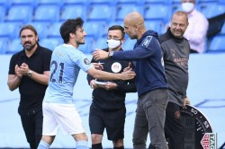 Departing Man City Great David Silva I Love Them Allill Even Miss The Weather