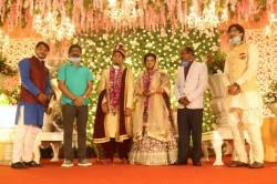 Archers Deepika Kumari Atanu Das Tie Knot In Ranchi Jharkhand Cm Hemant Soren Blesses Newly Weds