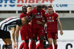 Premier League Newcastle United 1 3 Liverpool Origi Ends Drought To Secure Reds Record